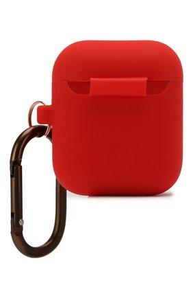Чехол для airpods ELAGO красного цвета, арт. EAPSC-HANG-RD   Фото 2 (Статус проверки: Проверена категория)