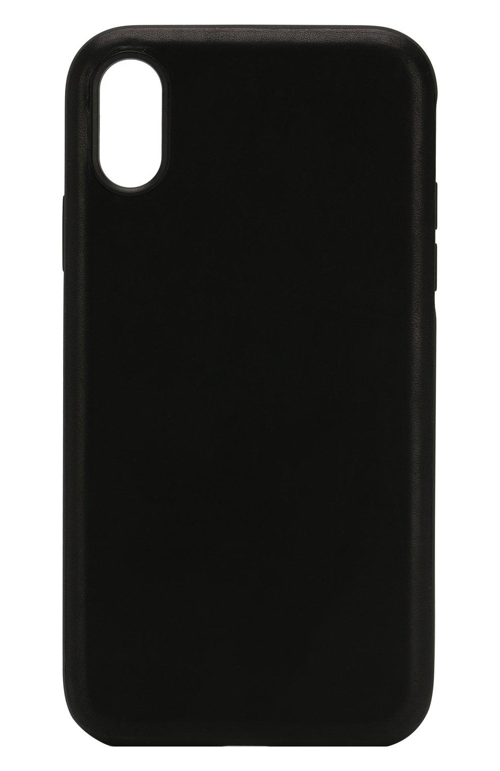 Мужской чехол для iphone xr NOMAD черного цвета, арт. NM21Q10000 | Фото 1