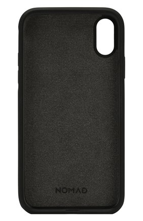 Мужской чехол для iphone xr NOMAD черного цвета, арт. NM21Q10000 | Фото 2