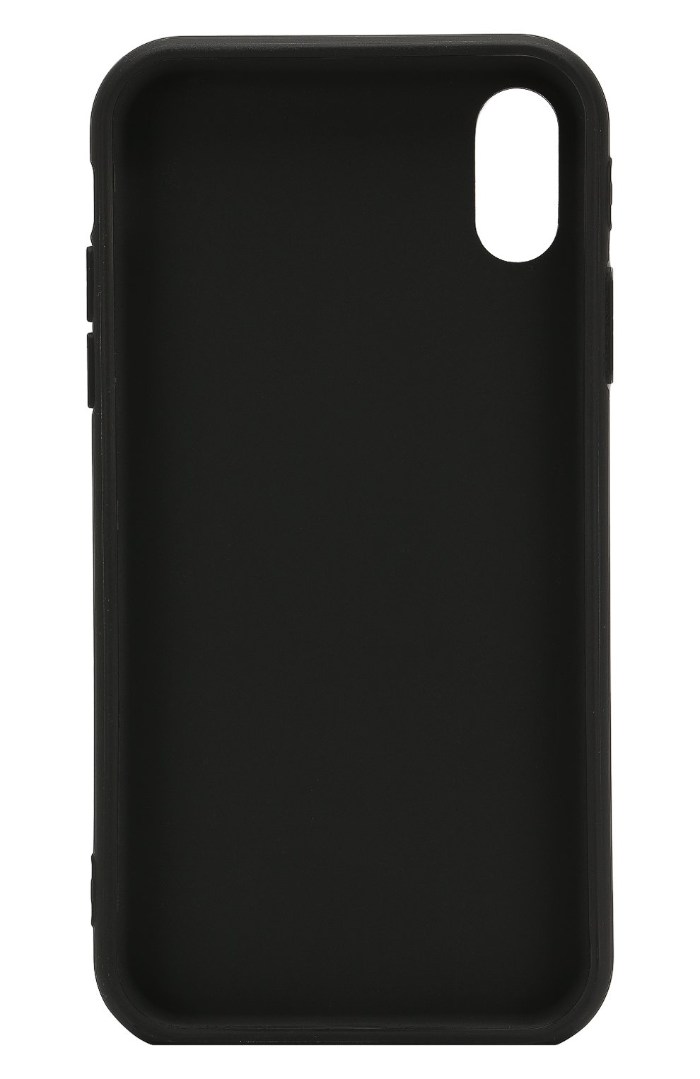 Мужской чехол для iphone x/xs MISHRABOO черного цвета, арт. Сама купила black X   Фото 2