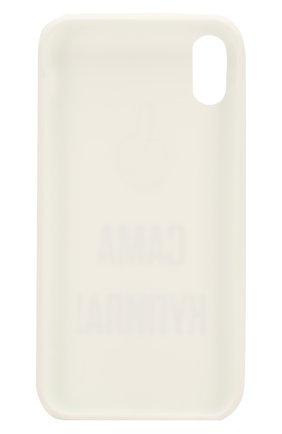 Мужской чехол для iphone xr MISHRABOO белого цвета, арт. Сама купила Xr | Фото 2