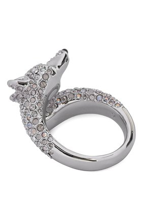 Женское кольцо polar bestiary SWAROVSKI серебряного цвета, арт. 5515096 | Фото 2