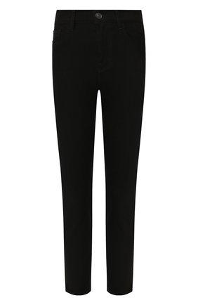 Женские джинсы CURRENT/ELLIOTT черного цвета, арт. PC-0-003250-PT1609 | Фото 1