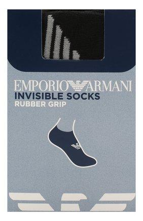 Женские носки EMPORIO ARMANI разноцветного цвета, арт. 305228/9A436 | Фото 1