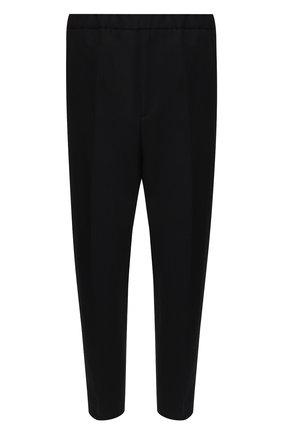 Мужской брюки JIL SANDER темно-синего цвета, арт. JSMP311331-MP441000 | Фото 1