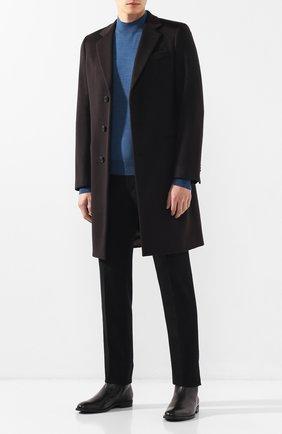 Пальто из смеси шерсти и кашемира | Фото №2