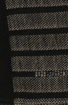 Мужские шерстяные носки sensitive FALKE черного цвета, арт. 14050 | Фото 2