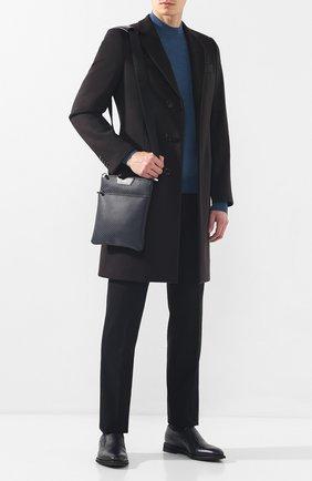 Мужская сумка-планшет SERAPIAN темно-синего цвета, арт. SSTEPMML6794M23C | Фото 2