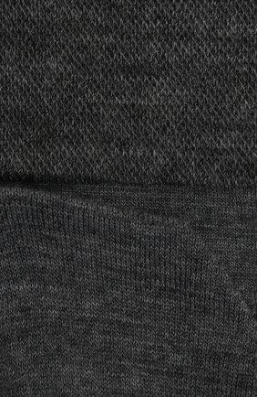 Мужские носки из смеси шерсти и хлопка sensitive berlin FALKE светло-серого цвета, арт. 14416 | Фото 2