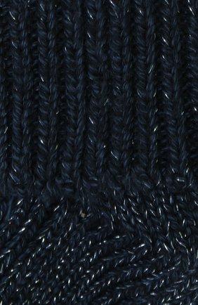 Детские хлопковые носки FALKE синего цвета, арт. 12212 | Фото 2