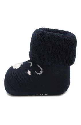 Детские хлопковые носки FALKE темно-синего цвета, арт. 12211 | Фото 2