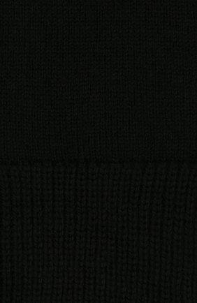 Детские шерстяные гольфы FALKE черного цвета, арт. 11488 | Фото 2