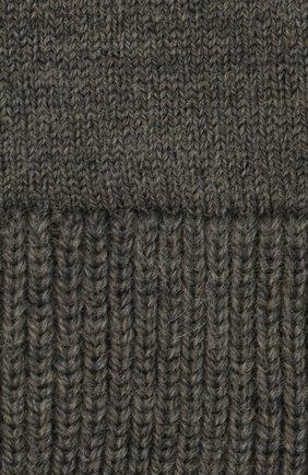 Детские шерстяные носки FALKE светло-серого цвета, арт. 10488 | Фото 2