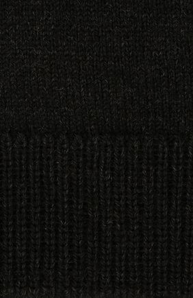 Детские шерстяные носки FALKE темно-серого цвета, арт. 10488 | Фото 2