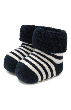 Детские хлопковые носки FALKE темно-синего цвета, арт. 10040 | Фото 1