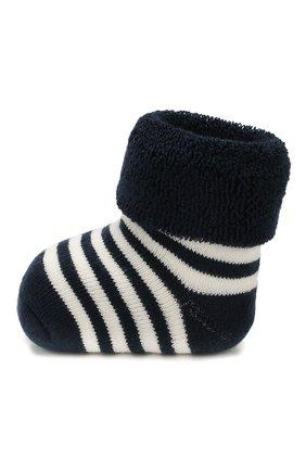 Детские хлопковые носки FALKE темно-синего цвета, арт. 10040 | Фото 2