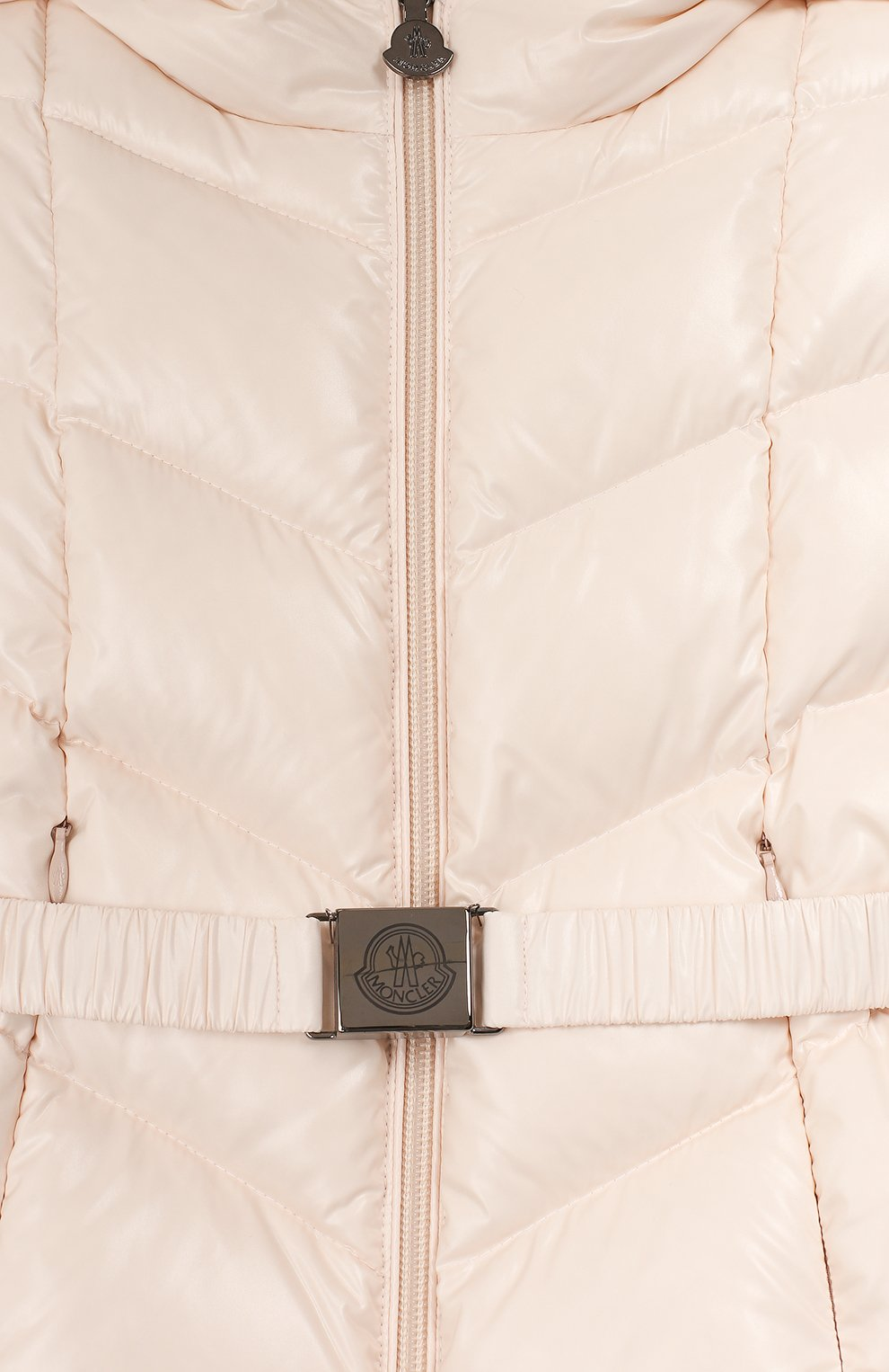Детский комплект из куртки и комбинезона MONCLER светло-розового цвета, арт. E2-951-75327-05-68950/18M-3A | Фото 6