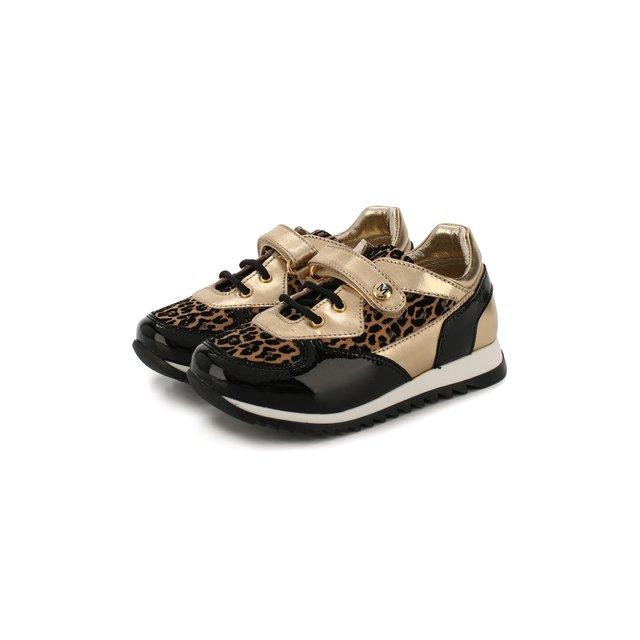 Кожаные кроссовки Missouri — Кожаные кроссовки
