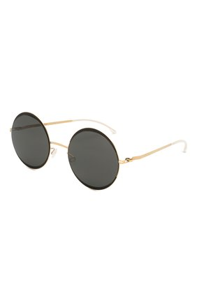Мужские солнцезащитные очки MYKITA черного цвета, арт. IRIS/167 | Фото 1
