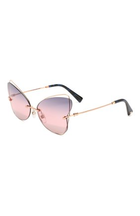 Женские солнцезащитные очки VALENTINO разноцветного цвета, арт. 2031-3004E6   Фото 1