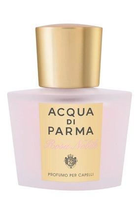 Дымка для волос rosa nobile ACQUA DI PARMA бесцветного цвета, арт. 49022ADP | Фото 1