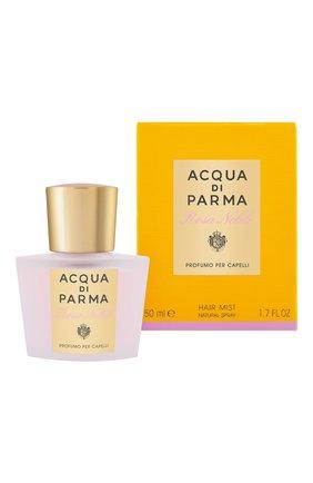 Дымка для волос rosa nobile ACQUA DI PARMA бесцветного цвета, арт. 49022ADP | Фото 2