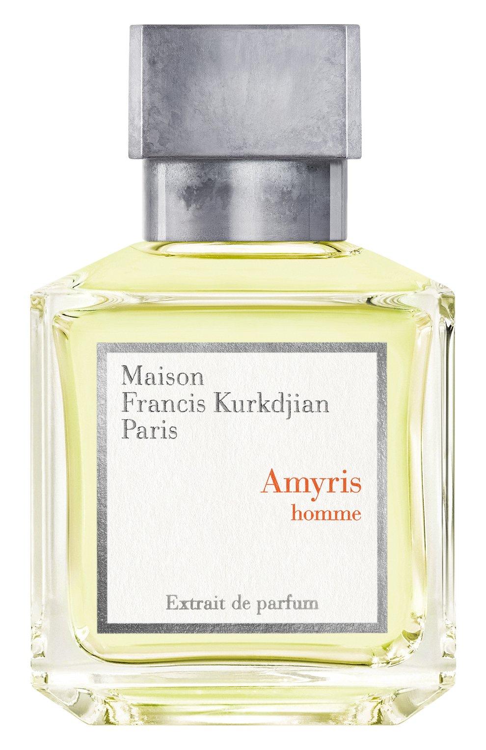 Мужской парфюмерный экстракт amyris homme MAISON FRANCIS KURKDJIAN бесцветного цвета, арт. 104140201   Фото 1