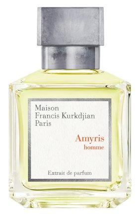 Мужской парфюмерный экстракт amyris homme MAISON FRANCIS KURKDJIAN бесцветного цвета, арт. 104140201 | Фото 1
