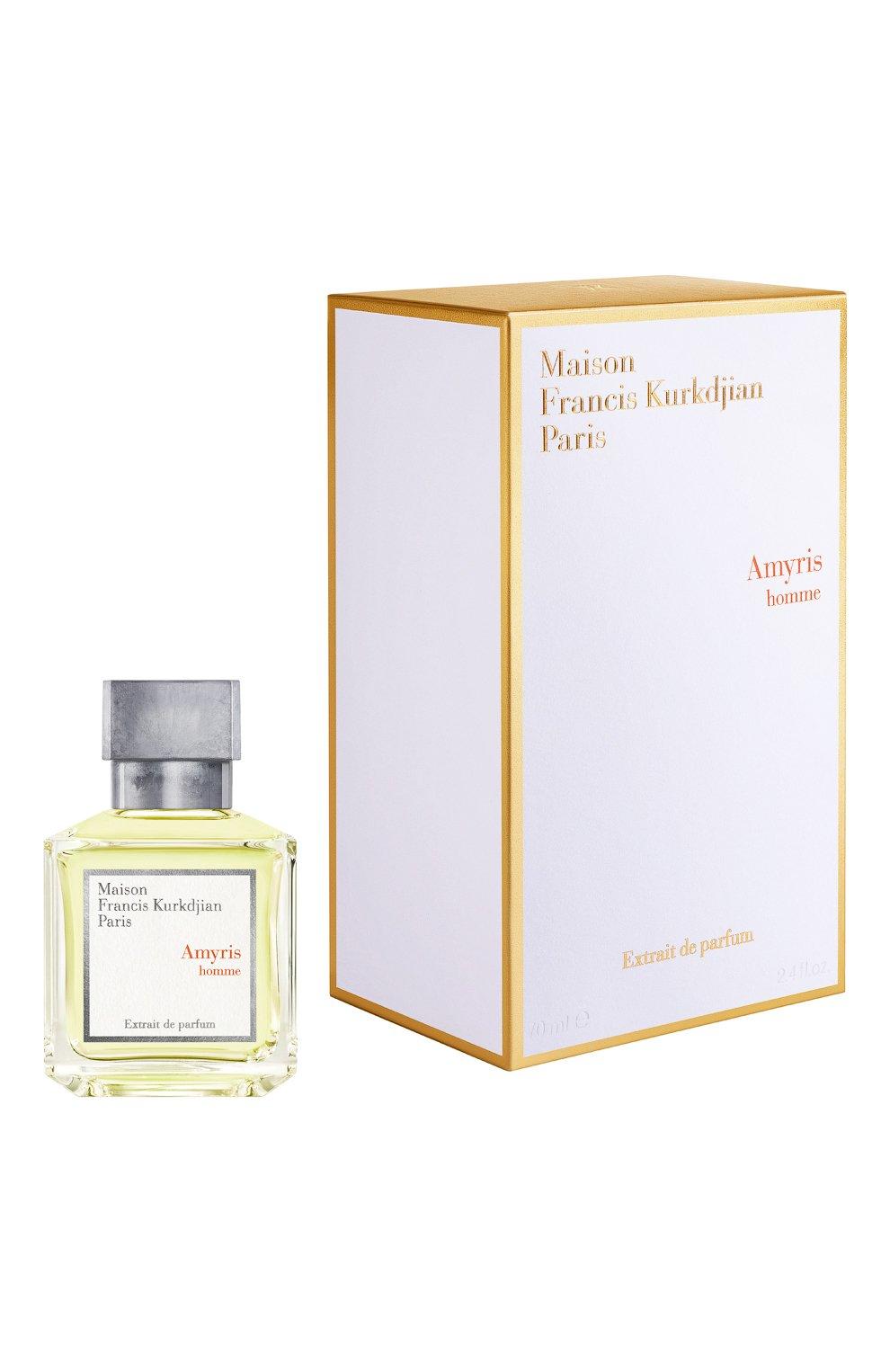 Мужской парфюмерный экстракт amyris homme MAISON FRANCIS KURKDJIAN бесцветного цвета, арт. 104140201   Фото 2