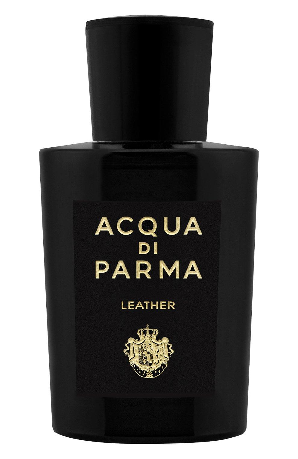 Женский парфюмерная вода leather ACQUA DI PARMA бесцветного цвета, арт. 81061 | Фото 1