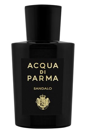 Женский парфюмерная вода sandalo ACQUA DI PARMA бесцветного цвета, арт. 81091   Фото 1