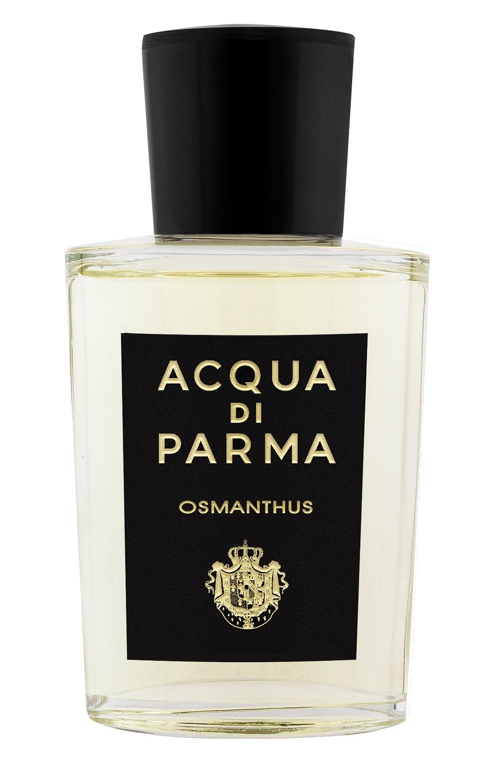 Женский парфюмерная вода osmanthus ACQUA DI PARMA бесцветного цвета, арт. 81001ADP | Фото 1
