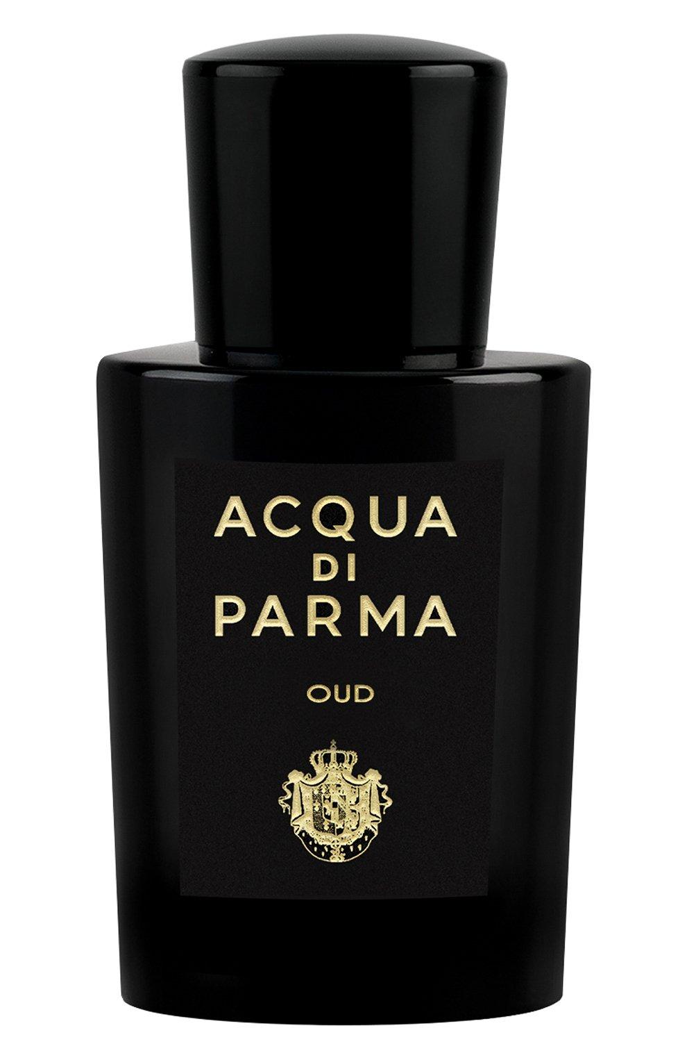 Женский парфюмерная вода oud ACQUA DI PARMA бесцветного цвета, арт. 81050 | Фото 1