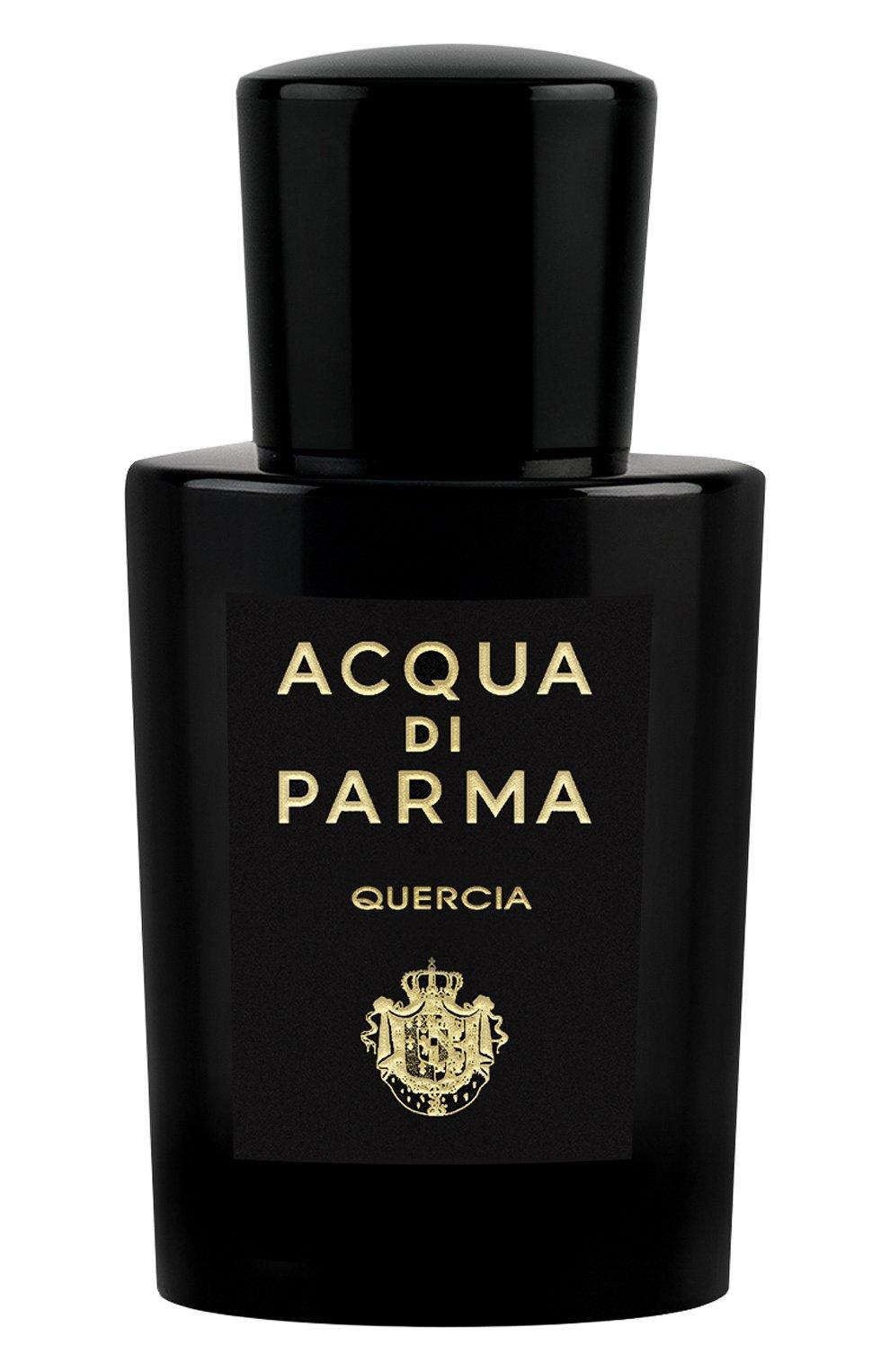 Женский парфюмерная вода quercia ACQUA DI PARMA бесцветного цвета, арт. 81080 | Фото 1