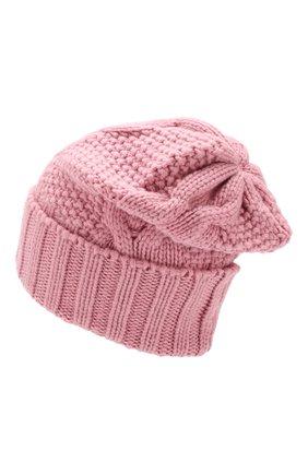 Кашемировая шапка   Фото №2