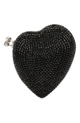 Женский клатч love SAINT LAURENT черного цвета, арт. 513658/0TR16 | Фото 1