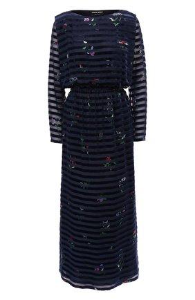 Платье из смеси вискозы и шелка | Фото №1