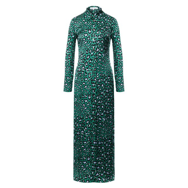 Шелковое платье Olivia Von Halle