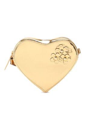 Детская сумка MARC JACOBS (THE) золотого цвета, арт. W10142   Фото 1