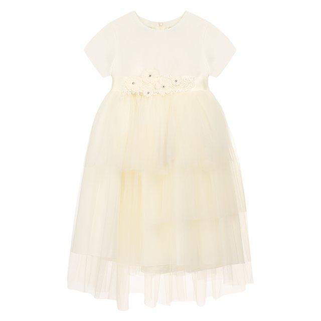 Платье с поясом Caf — Платье с поясом