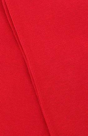 Детские хлопковые колготки FALKE красного цвета, арт. 13645 | Фото 2