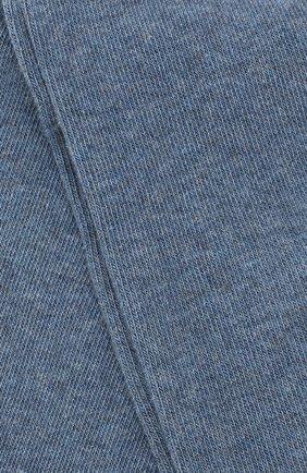 Детские хлопковые колготки FALKE голубого цвета, арт. 13645 | Фото 2