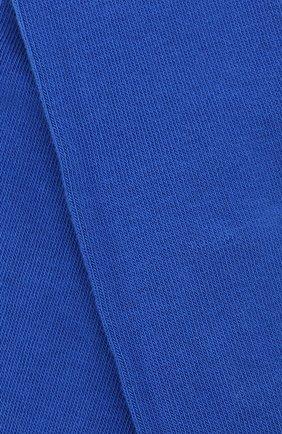 Детские хлопковые колготки FALKE синего цвета, арт. 13645 | Фото 2