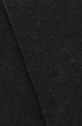 Детские хлопковые колготки FALKE темно-серого цвета, арт. 13645 | Фото 2