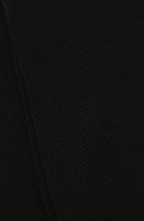 Детские хлопковые колготки FALKE черного цвета, арт. 13645 | Фото 2