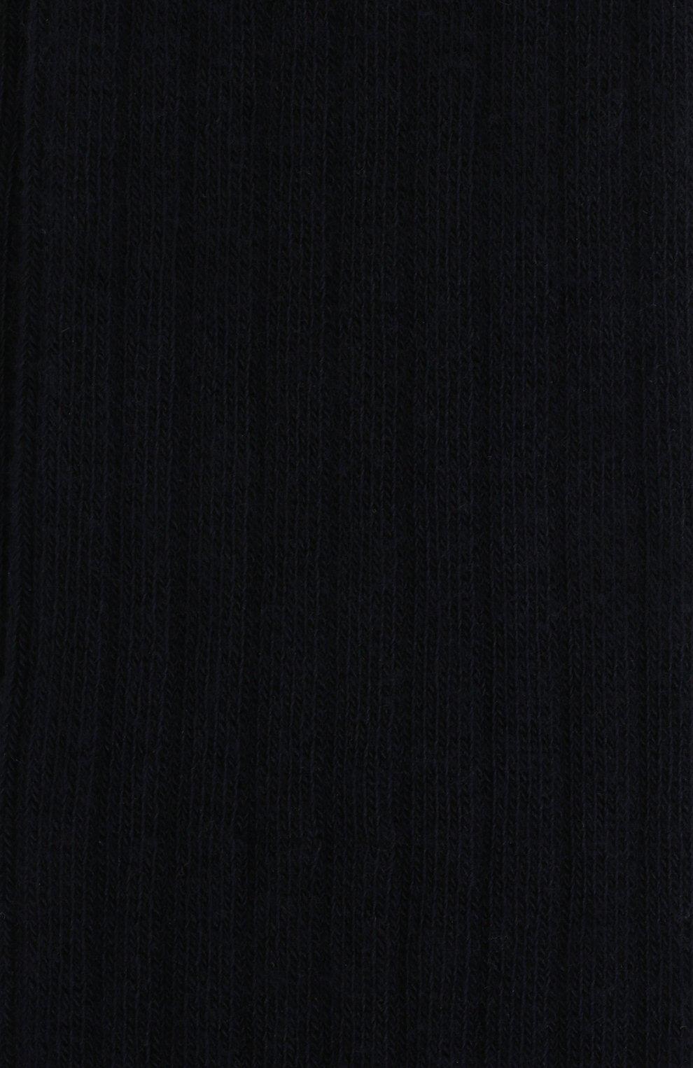 Детские хлопковые колготки FALKE темно-синего цвета, арт. 13642 | Фото 2