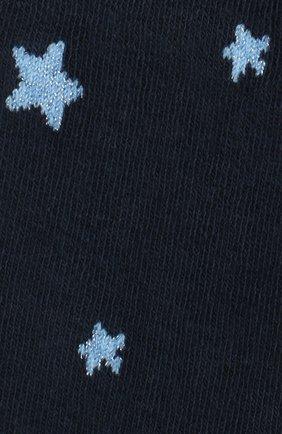 Детские хлопковые колготки FALKE темно-синего цвета, арт. 13537 | Фото 2