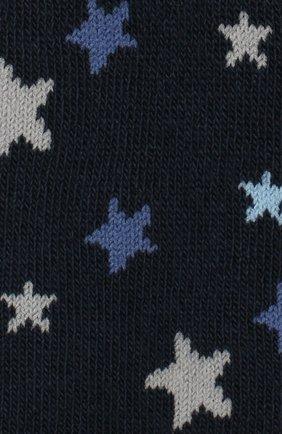Детские хлопковые колготки FALKE темно-синего цвета, арт. 13534 | Фото 2