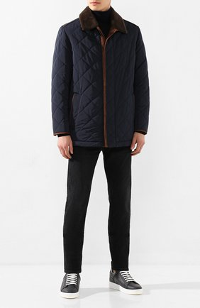 Куртка с меховой подкладкой | Фото №2