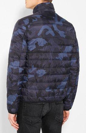 Двусторонняя пуховая куртка | Фото №4